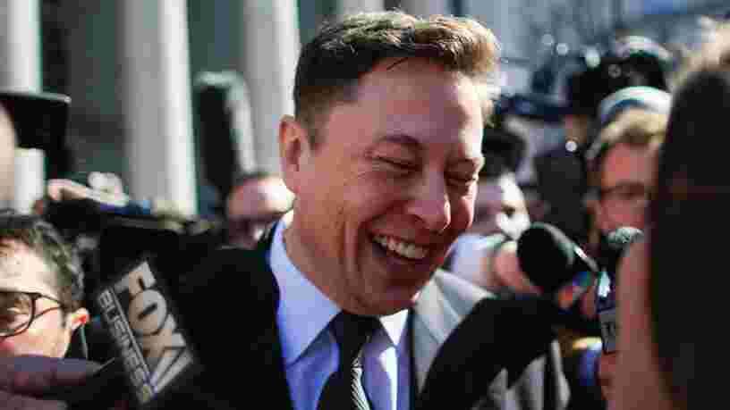 Elon Musk pense que la voiture autonome va multiplier par 12 la capitalisation boursière de Tesla