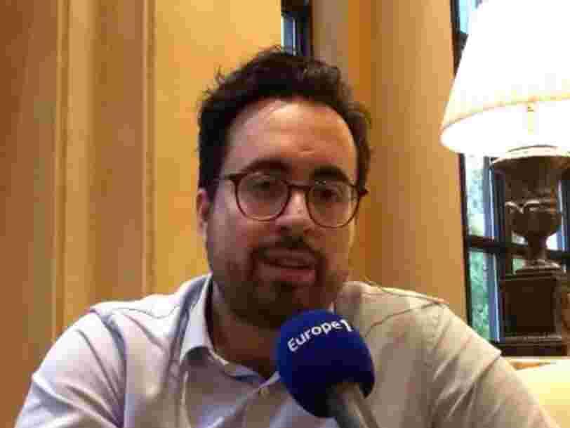 Mounir Mahjoubi vient de donner la raison politique pour laquelle c'est important qu'il y ait beaucoup de startups françaises au CES de Las Vegas
