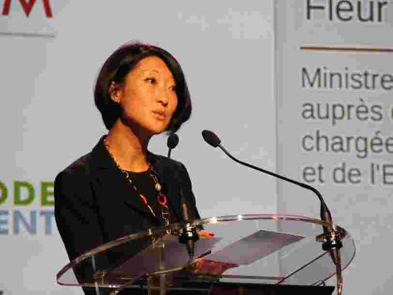L'ex-ministre du numérique Fleur Pellerin est sous le coup d'une enquête pour soupçons de prise illégale d'intérêts — voici les 2 choses qui lui sont reprochées