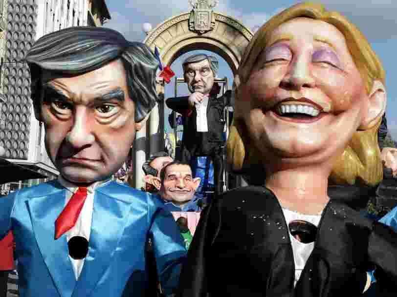 6 déclarations improbables des candidats à la présidentielle sur le numérique