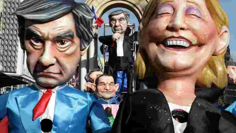 La course à l'Elysée a été complètement folle — retour sur les péripéties qui ont émaillé la campagne présidentielle 2017