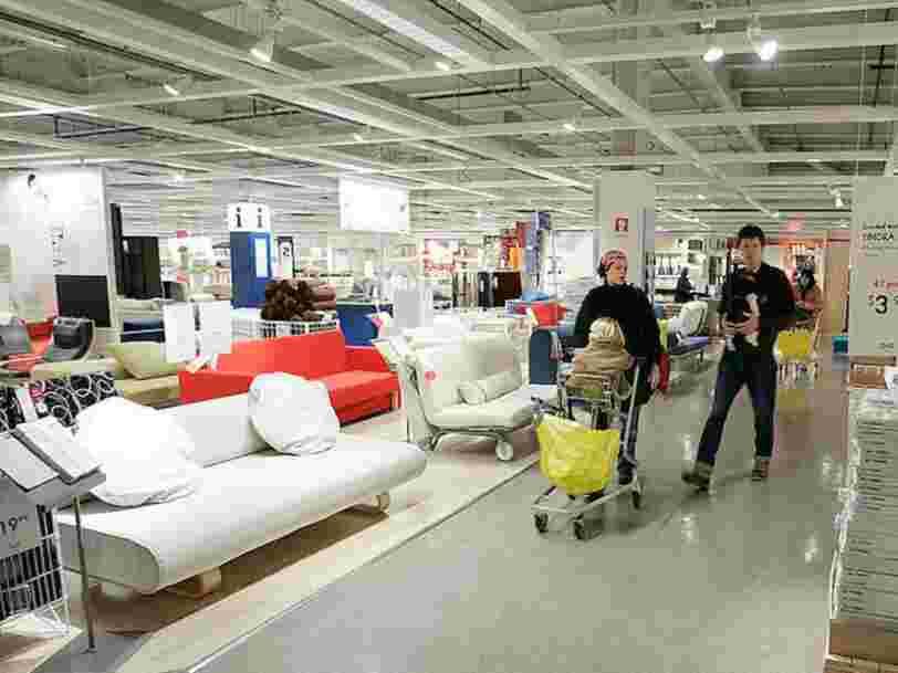Ikea acquiert TaskRabbit — et pourrait régler la chose la plus irritante chez le géant de l'ameublement