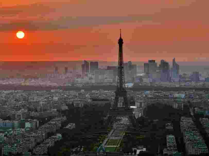 La Bourse de Paris s'enfonce dans le rouge après l'annonce de nouvelles taxes de Trump visant la Chine