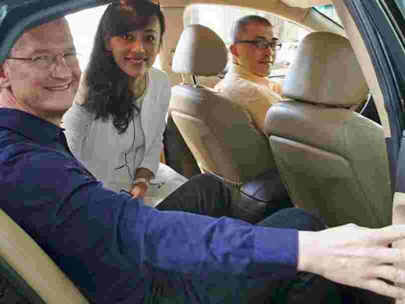 L'ex-ingénieur de Tesla Doug Field est de retour chez Apple pour travailler sur Project Titan, le programme de voiture autonome de la marque