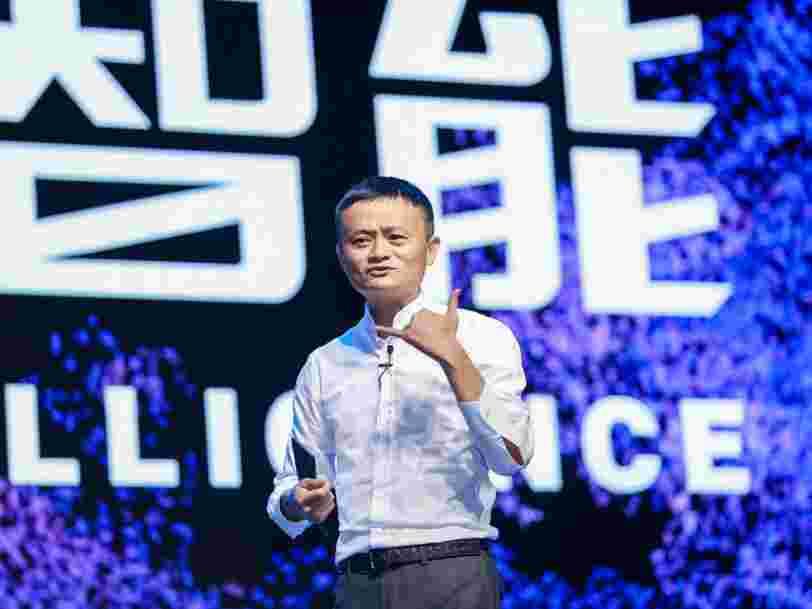 Alibaba grimpe en Bourse après avoir publié des résultats supérieurs aux attentes