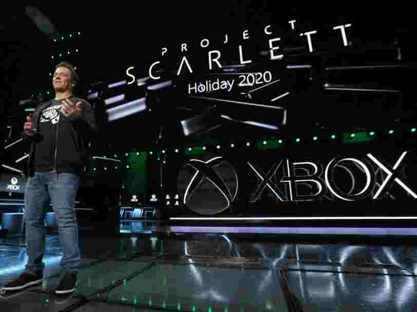 Ce qu'on sait déjà sur la Xbox qui sortira en 2020 appelée 'Project Scarlett'