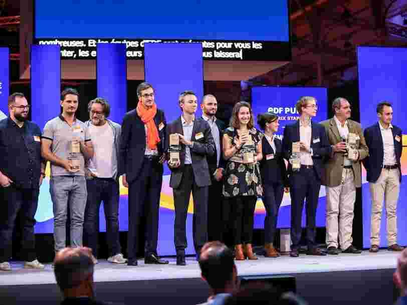 Les Prix EDF Pulse récompensent des innovations qui préparent le monde de demain