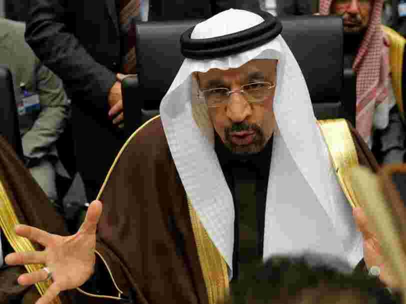 L'OPEP conclut le premier accord de réduction de sa production depuis 2008 — le prix du pétrole flambe