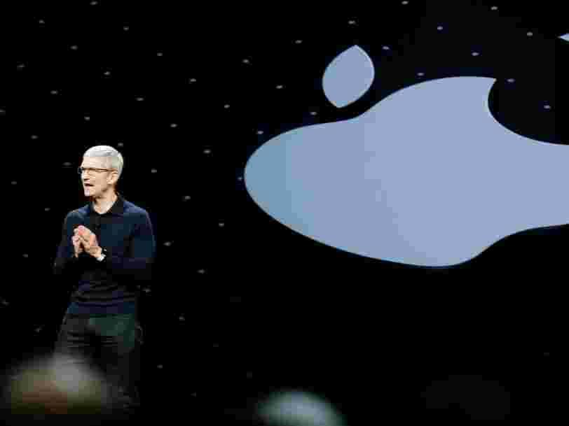 Un ex-employé d'Apple a été arrêté et inculpé pour vol de secrets industriels sur la voiture autonome