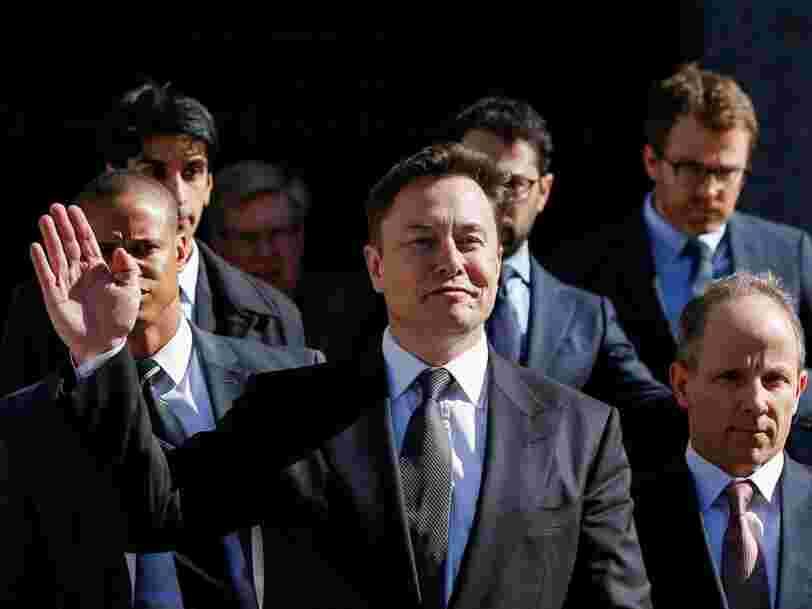Tesla dévoile son plan pour obtenir 2 Mds$,  Elon Musk mettra largement la main à la poche