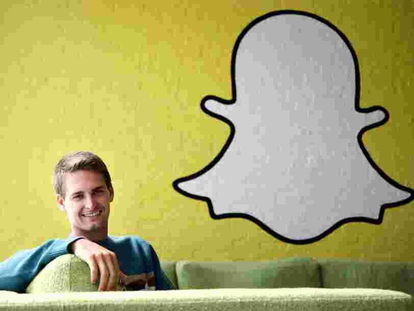 Le nouveau design de Snapchat est prévu pour le 4 décembre — voici à quoi ça ressemblera