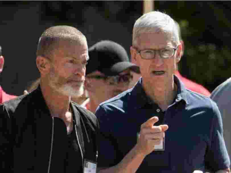 Apple dépend totalement de Samsung pour la production de son 'iPhone 8'