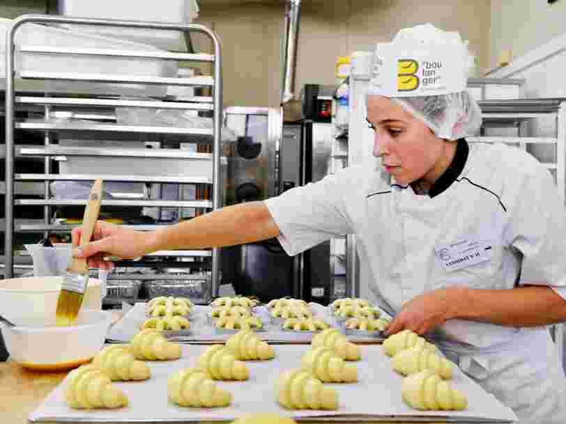Xavier Niel prédit que toutes les entreprises auront besoin d'IA à l'avenir — y compris les boulangers
