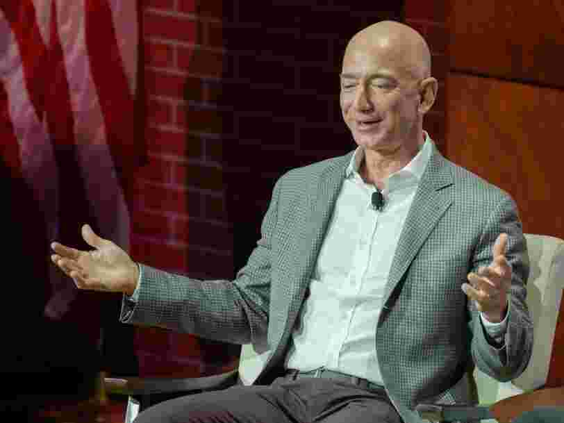 Amazon a explosé les attentes de Wall Street au T1 et dégagé un bénéfice 2 fois supérieur aux attentes