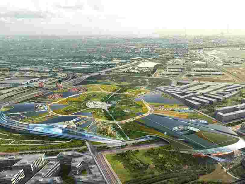 8 méga-projets de plusieurs milliards de dollars qui transformeront les plus grandes villes du monde d'ici 2030