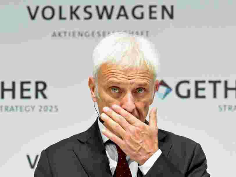 Le scandale des moteurs diesel de Volkswagen rebondit au Luxembourg