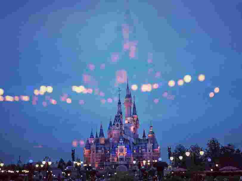 Walt Disney sacrifie son bénéfice pour lancer Disney+