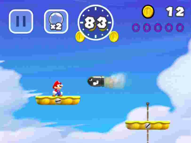 Le premier jeu mobile événement de Nintendo a 4 fois moins de succès sur Android que sur iPhone