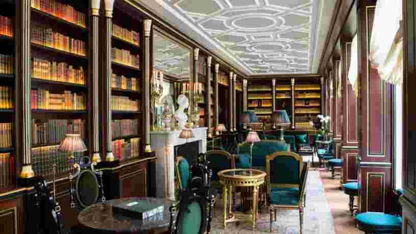 Majordome personnel, fumoir secret... découvrez La Réserve à Paris, élu meilleur hôtel d'Europe