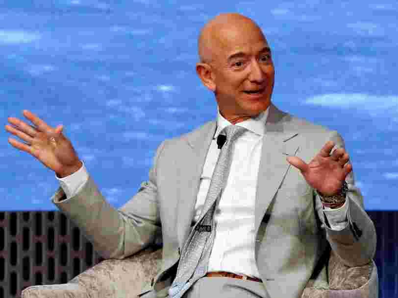 Jeff Bezos vend des actions Amazon pour financer Blue Origin... et les 6 autres choses à savoir dans la tech ce matin