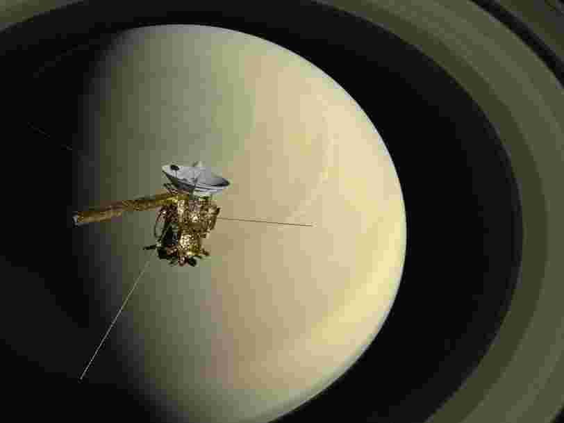 Il faudra attendre des décennies pour que l'on reçoive à nouveau des images aussi nettes de Saturne