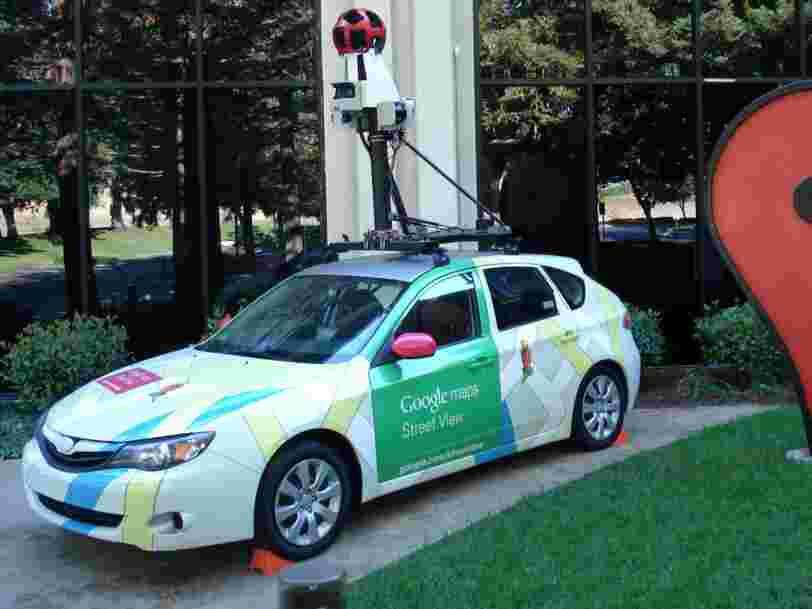 Google a mis à jour ses caméras Street View pour la première fois depuis 8 ans — et les conséquences sont inquiétantes