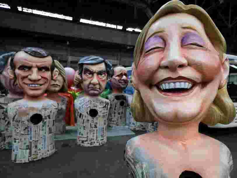 Ce site publie le décompte des parrainages pour la présidentielle — et c'est l'occasion de découvrir plein de candidats inconnus