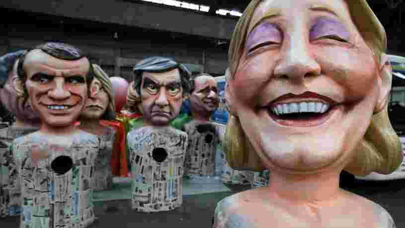 La plus grande menace pour la zone euro est en train de passer inaperçu — ce n'est pas l'élection en France ou aux Pays-Bas