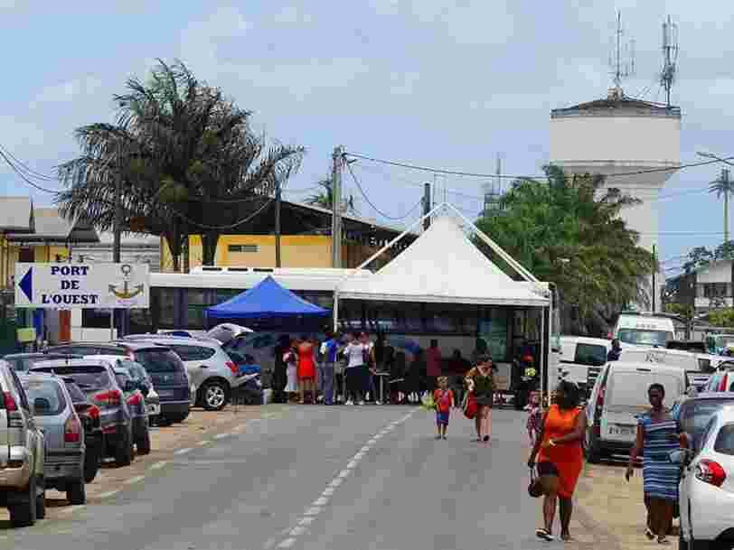 Les Guyanais sont appelés à la grève générale illimitée pour protester contre la délinquance et le chômage élevés