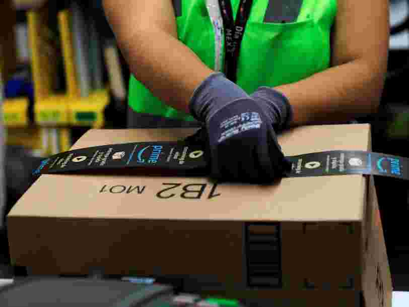 Taxe GAFA : les clients d'Amazon devraient voir les prix des vendeurs français augmenter