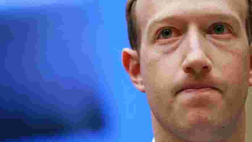 Le régulateur britannique des données personnelles impose une amende de 500.000£ à Facebook à cause de l'affaire Cambridge Analytica — c'est le montant maximal possible