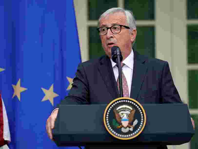 Bruxelles riposte aux sanctions américaines sur l'Iran par une 'loi de blocage' pour défendre les entreprises européennes