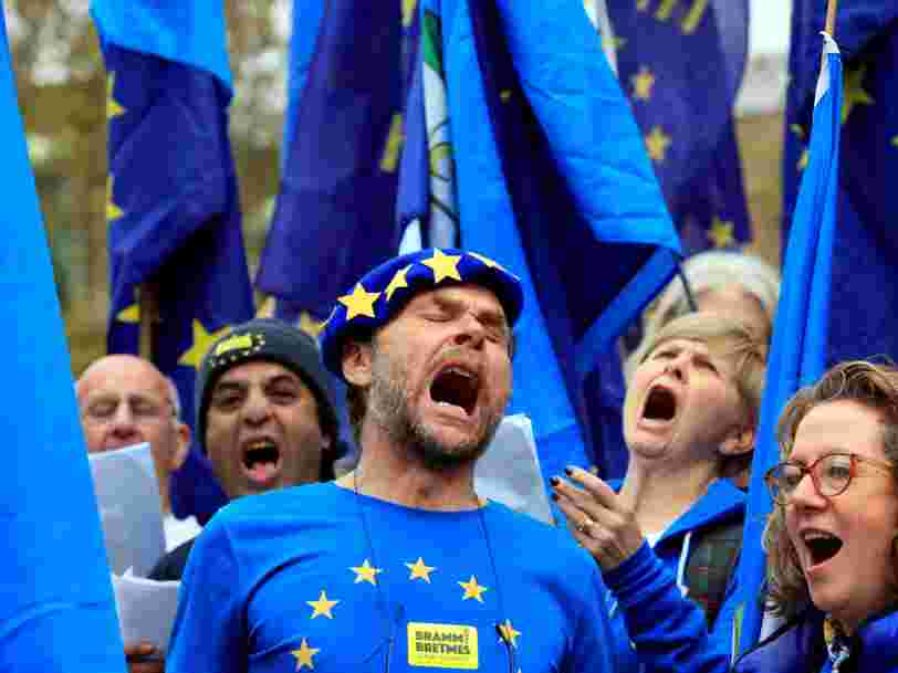 Ce nouveau report du Brexit sème la zizanie pour les élections européennes