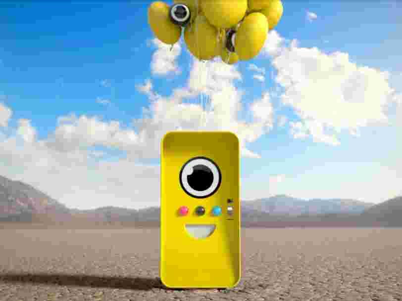 Snapchat a choisi de vendre ses Spectacles dans des distributeurs automatiques