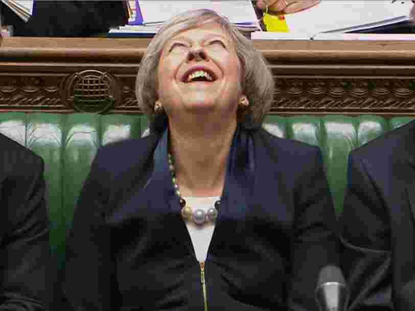 Le Royaume-Uni va interdire à ses députés d'employer un membre de leur famille