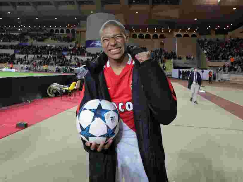 Manchester United devra établir un nouveau record mondial s'il veut signer la nouvelle étoile française de Monaco