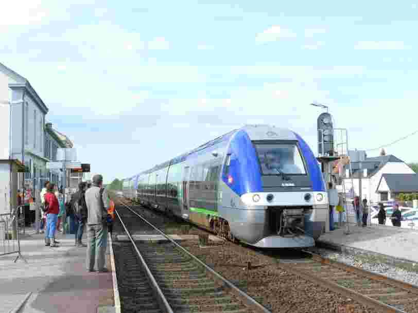 Il y a une grève sans gréviste à la SNCF — mais voici pourquoi la CGT veut maintenir la pression