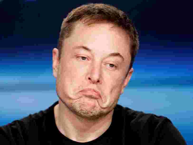 Les problèmes s'accumulent pour Tesla — voici pourquoi Elon Musk dit qu'il a traversé 'l'année la plus difficile de sa carrière'
