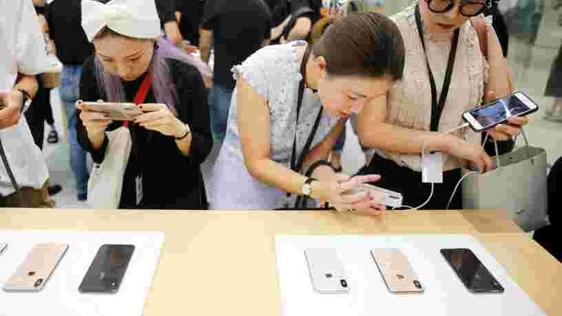 Les premiers acheteurs d'iPhone XS et XS Max se plaignent d'une mauvaise réception du signal WiFi et téléphone