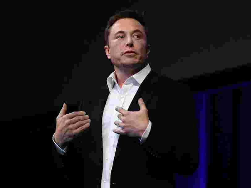 Elon Musk veut valider personnellement toutes les nouvelles embauches de Tesla, d'après un email qui a fuité