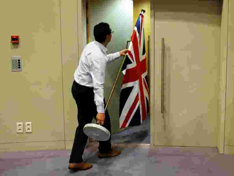 BREXIT: Le Royaume-Uni pense avoir une dette moins élevée que ne l'estime l'Union européenne