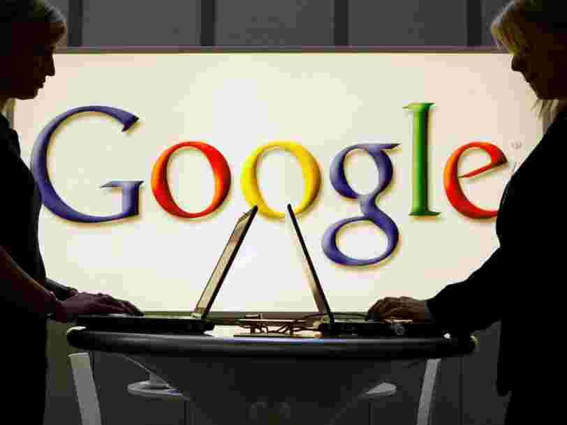 Google a lancé son premier moteur de recherche d'emploi — voici comment ça marche