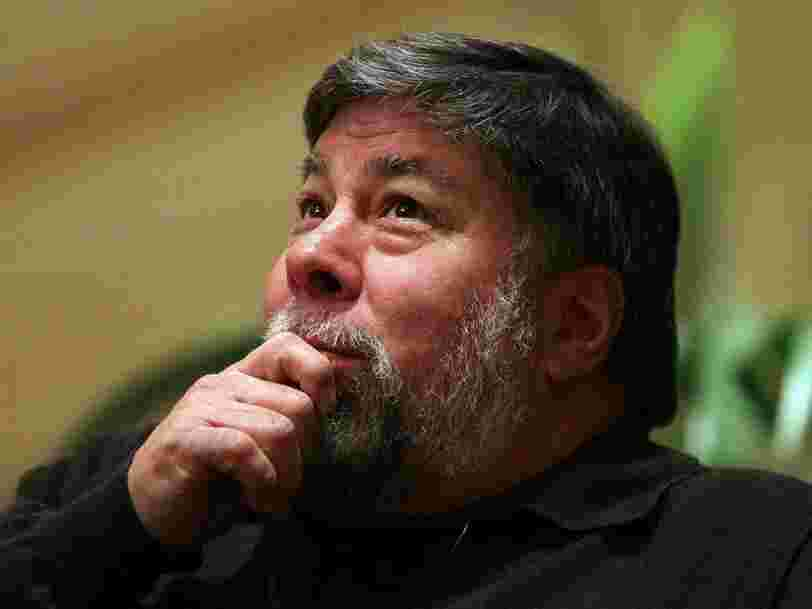 Le cofondateur d'Apple Steve Wozniak vient de lancer une nouvelle startup pour réinventer la formation dans la tech