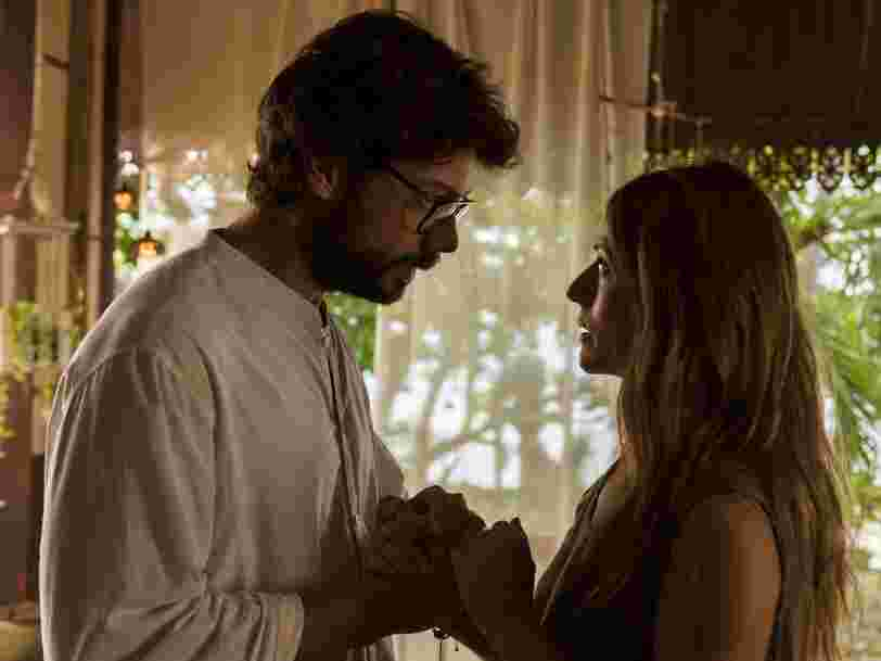 On connait la date de sortie de 'La Casa de Papel' saison 3, Netflix a dévoilé une nouvelle bande-annonce