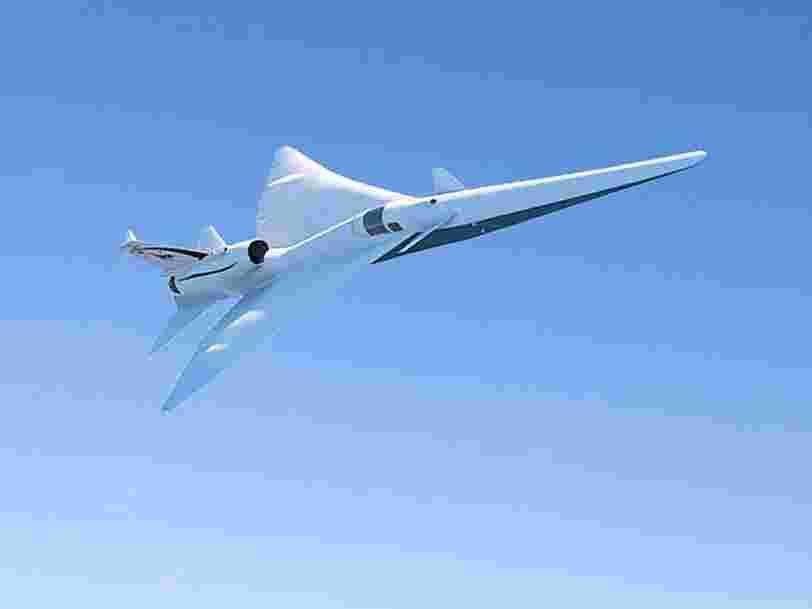 La NASA va construire un avion censé franchir le mur du son sans faire de 'bang' pour 2021 — voici ce que l'on sait sur ce descendant du Concorde