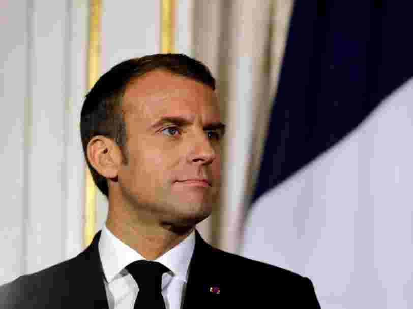 Le parquet de Paris ouvre une enquête préliminaire sur 144.000€ de dons reçus en 2017 par La République en marche