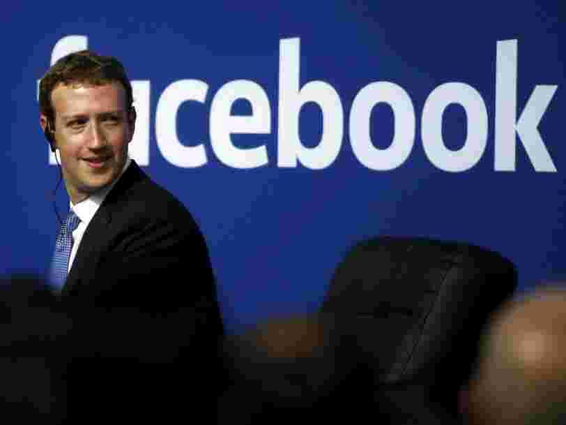 Facebook risque une amende considérable de Bruxelles pour avoir été un peu flou lors du rachat de Whatsapp
