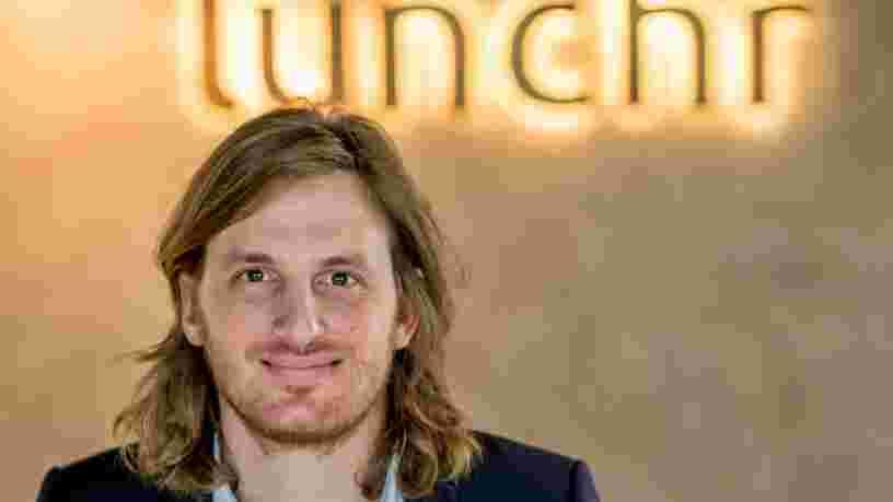 Lunchr, la startup qui dématérialise les tickets restos, lève 30 M€ et se donne 3 ans pour renverser le marché