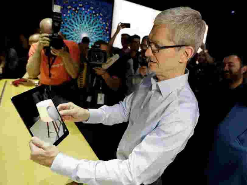 Apple se prépare à la mort de l'iPhone