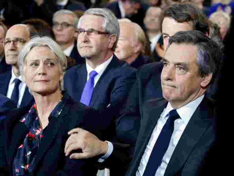 Il y a actuellement 162 enquêtes sur la probité ouvertes par le parquet financier qui instruit l'affaire Fillon